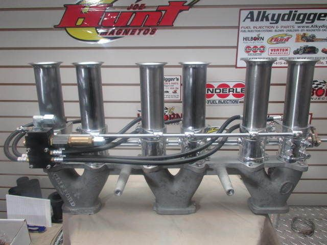 Hilborn Fuel injection NEW - 6 cylinder 230 , 250 , 292 ...