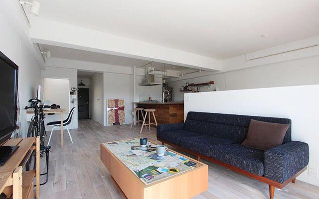 理想は雑居ビル。1人暮らしの家づくりと趣味を楽しみ尽くすリノベーション | roomie(ルーミー)