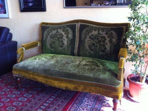 ber ideen zu antik sofa auf pinterest salontisch sofa couch und sofa sessel. Black Bedroom Furniture Sets. Home Design Ideas