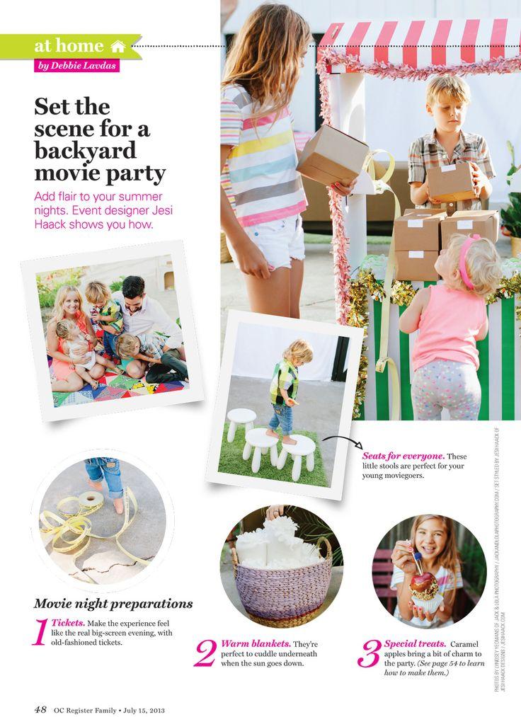 parents magazine birthday ideas