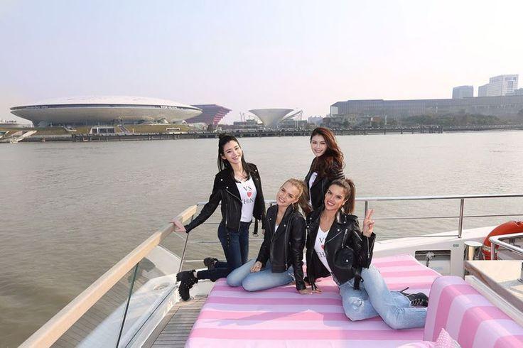 Ангелы Victoria's Secret покоряют Поднебесную - ПоЗиТиФфЧиК - сайт позитивного настроения!