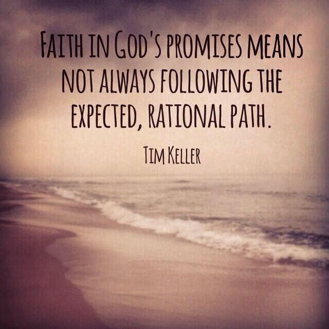God Wants Us To Trust Him And Sometimes That Comes In The Form Of Classy Tim Keller Quotes