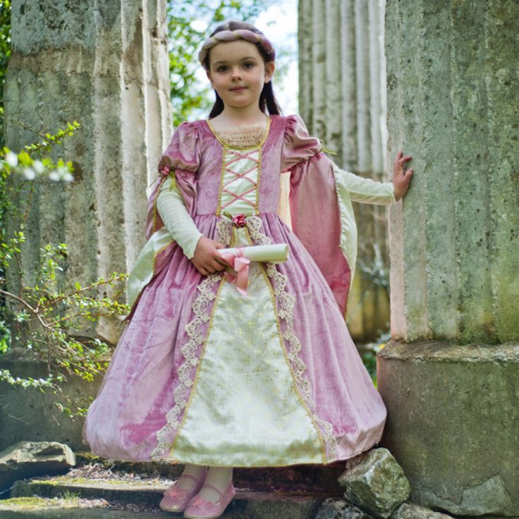 Her Royal Highness - a deluxe dress-up costume for Tudor or Elizabethan week at school without the designer-label price!