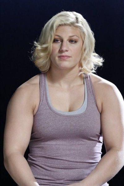 Kayla Harrison profile photo
