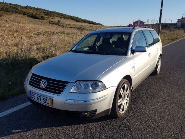 Vendo VW Passat 19TDI 130CV Ful extras preços usados