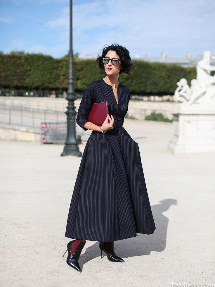Cambiar Baño Por Vestidor:Paris Street Style Women