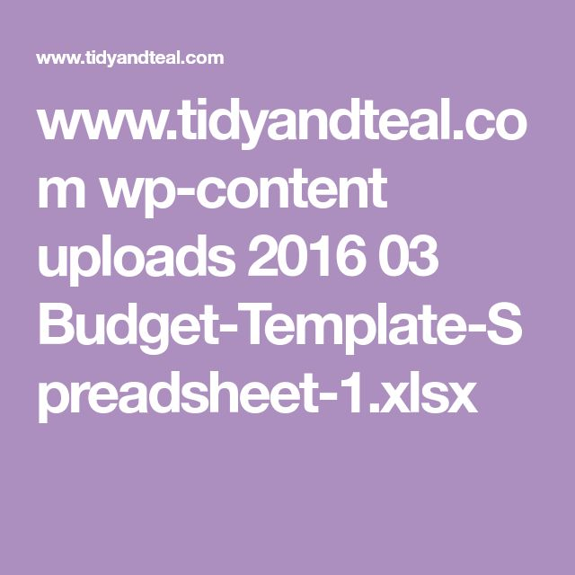 The 25+ best Excel budget template ideas on Pinterest Budget - excel budget template