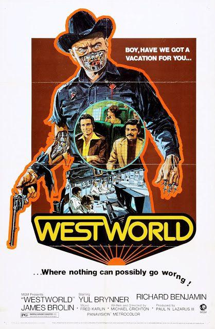 'Westworld' by Neal Adams