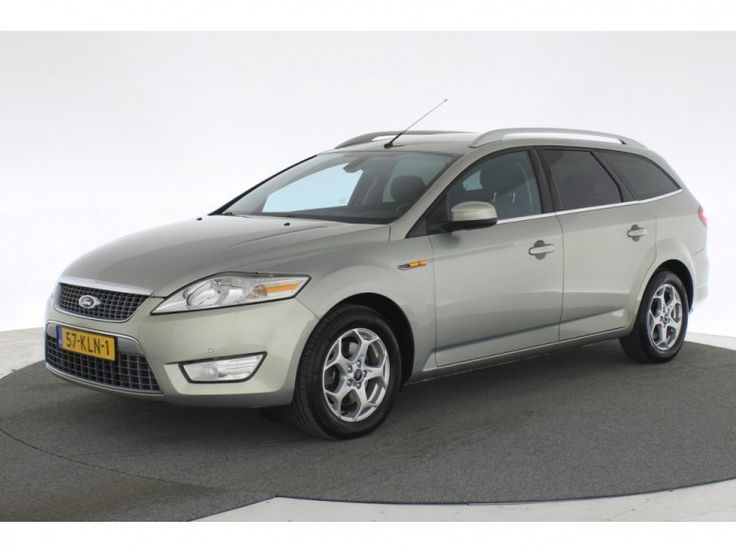 Ford Mondeo  Description: Ford Mondeo WAGON 2.0 16V Limited [navi climate control]  Price: 134.49  Meer informatie