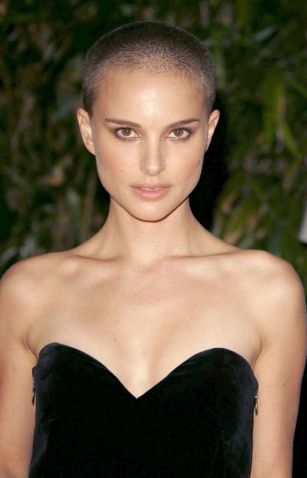 Natalie Portman still looks beautiful bald. The Academy Award-winning actress shaved her head for her role in V for Vendetta