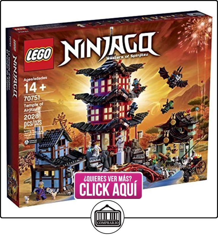LEGO Ninjago Temple of Airjitzu 70751 by LEGO  ✿ Lego - el surtido más amplio ✿ ▬► Ver oferta: http://comprar.io/goto/B01LW5OEW6