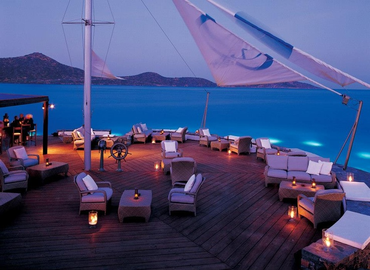 Elounda Beach Hotel-Crete, Greece
