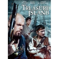 Newest Retelling of Treasure Island.  Loved it.  The writers really understood how to frame the story.