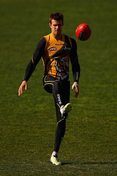 Richmond Tigers Training Session http://footyboys.com
