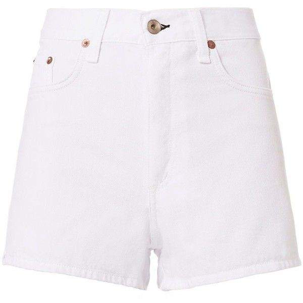 Best 25  White jean shorts ideas on Pinterest | White denim shorts ...
