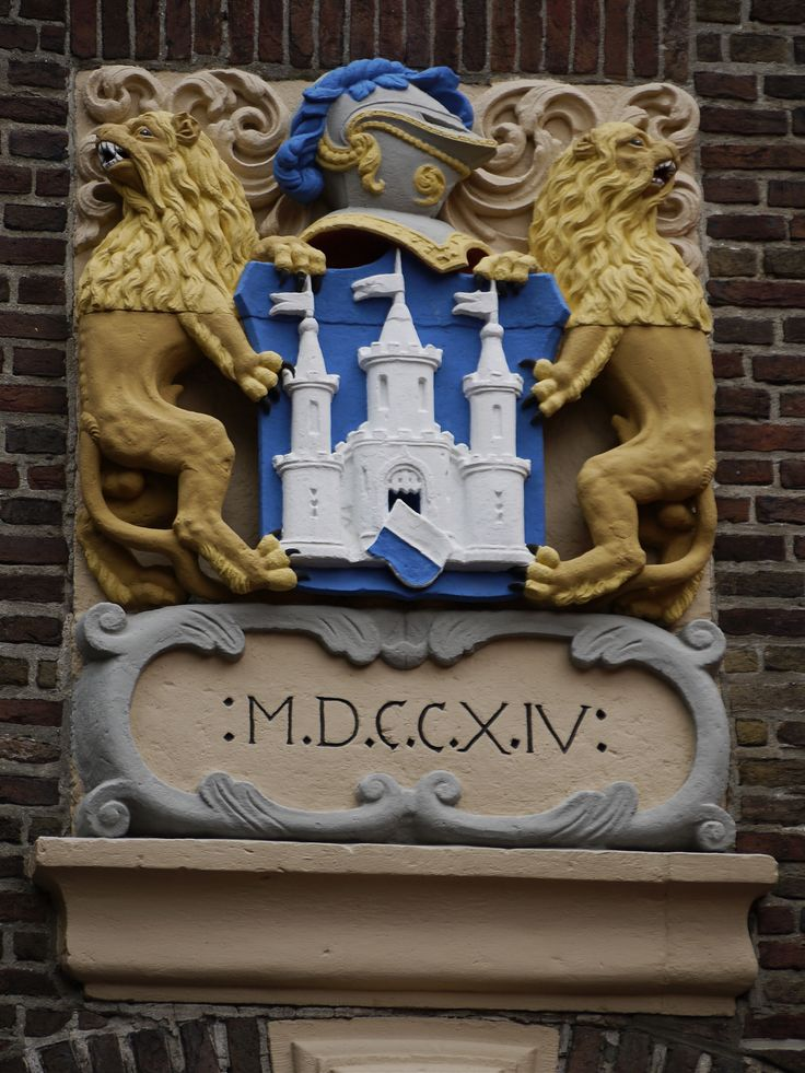 Kampen The Netherlands, Coat of Arms