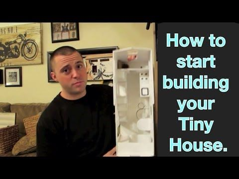 ▶ How to build a Tiny House scale model. - YouTube. Excellent tutorial!