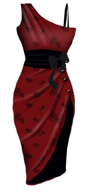 Rockabilly Plus Clothing chicstar.com pinterest polka dot dress fashion stop staring betty page