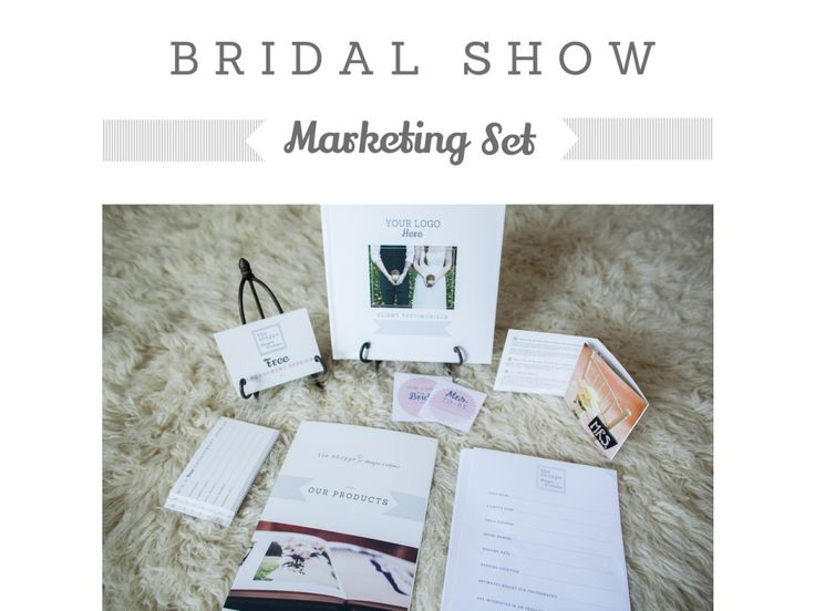 Wedding Photography Bridal Show Marketing For Photographers Booth Photographer