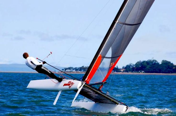 A Class Sailing