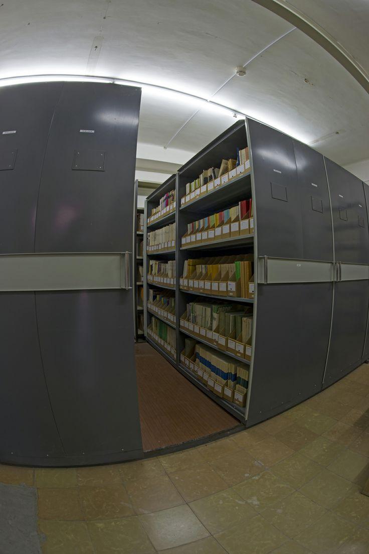 Depósito de Revistas y Publicaciones. Detalle