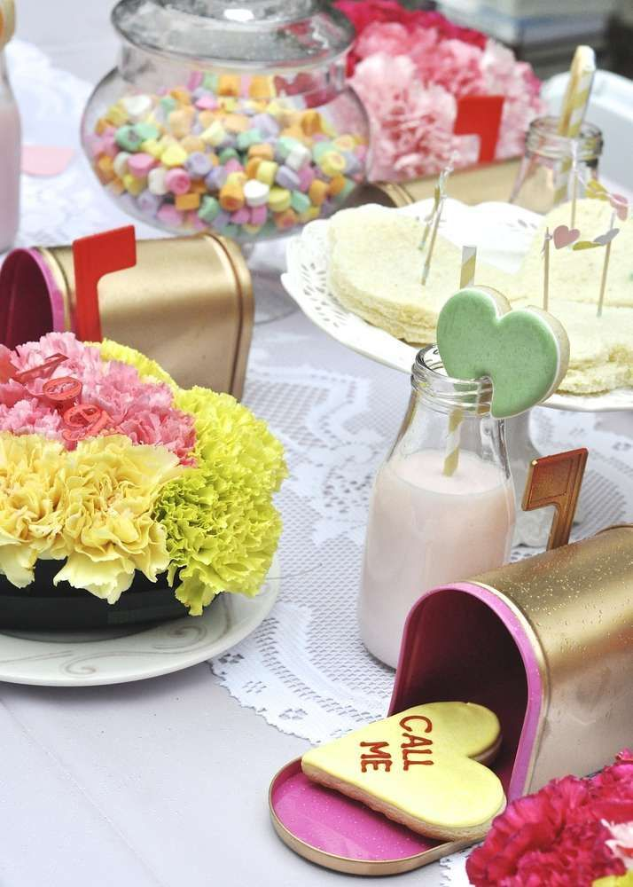 Hearts Valentine S Day Party Ideas Valentine S Day Party Ideas