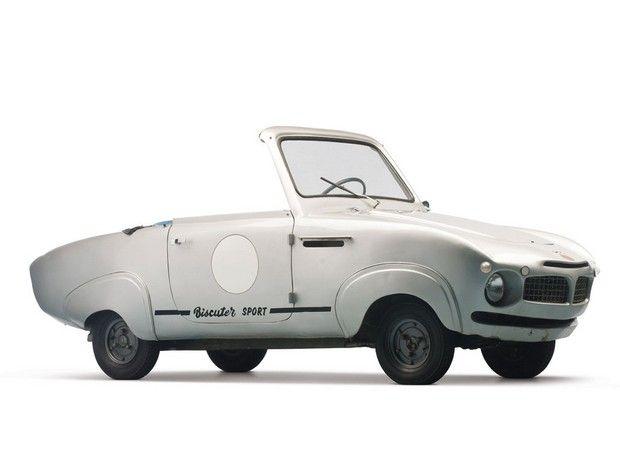 1957 Biscuter 200-F Pegasin