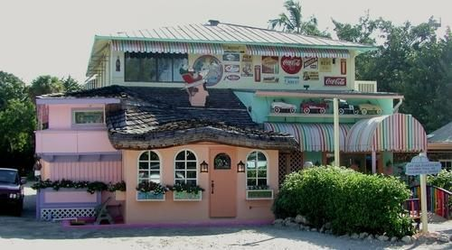 The Bubble Room - Captiva, Florida