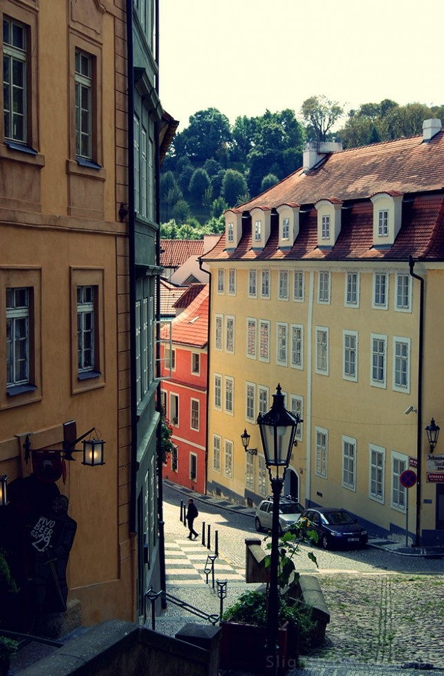 Uliczki Małej Strany - #Prague, #Praha, #Prag ;)  #SlightlyDelicious