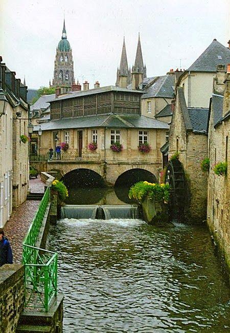 Visitez ce #magnifique #village de #Normandie, #Bayeux !