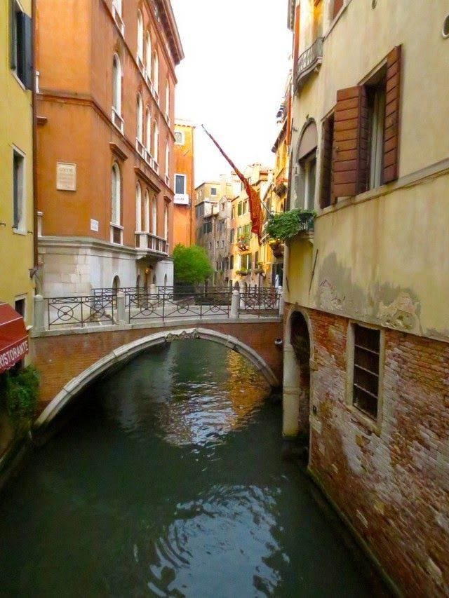 Top 100 places to visit in the world: 36. Venice Canals/Alleys (Venice, Italy)
