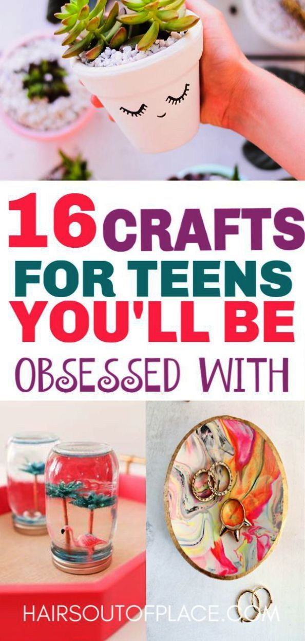 Pin On Easy Arts And Crafts For Teens