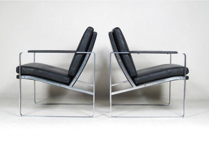 Stolene er designet av danske Preben Fabricius, og produseres av Walter Knoll.
