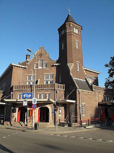 Monumentera - Locatie - Station Weert