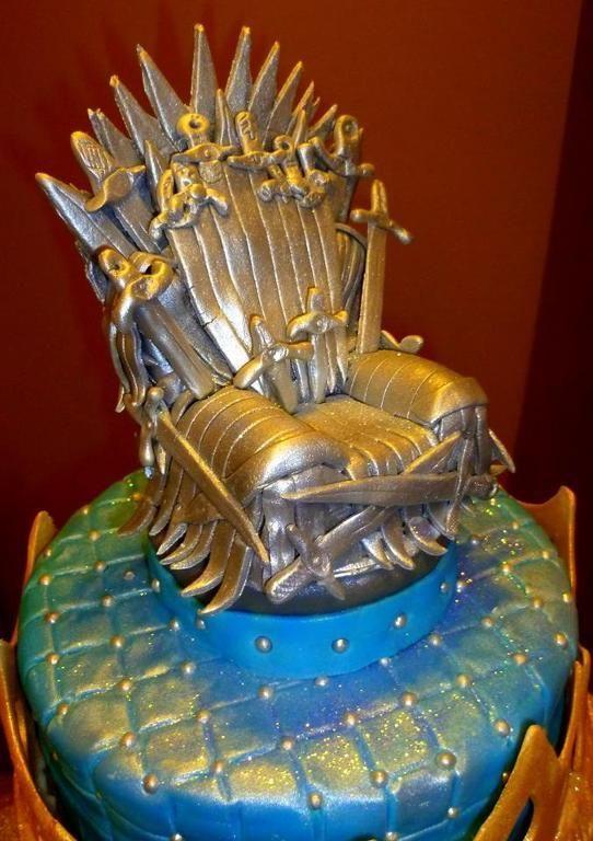 Game Of Thrones Cake Designs