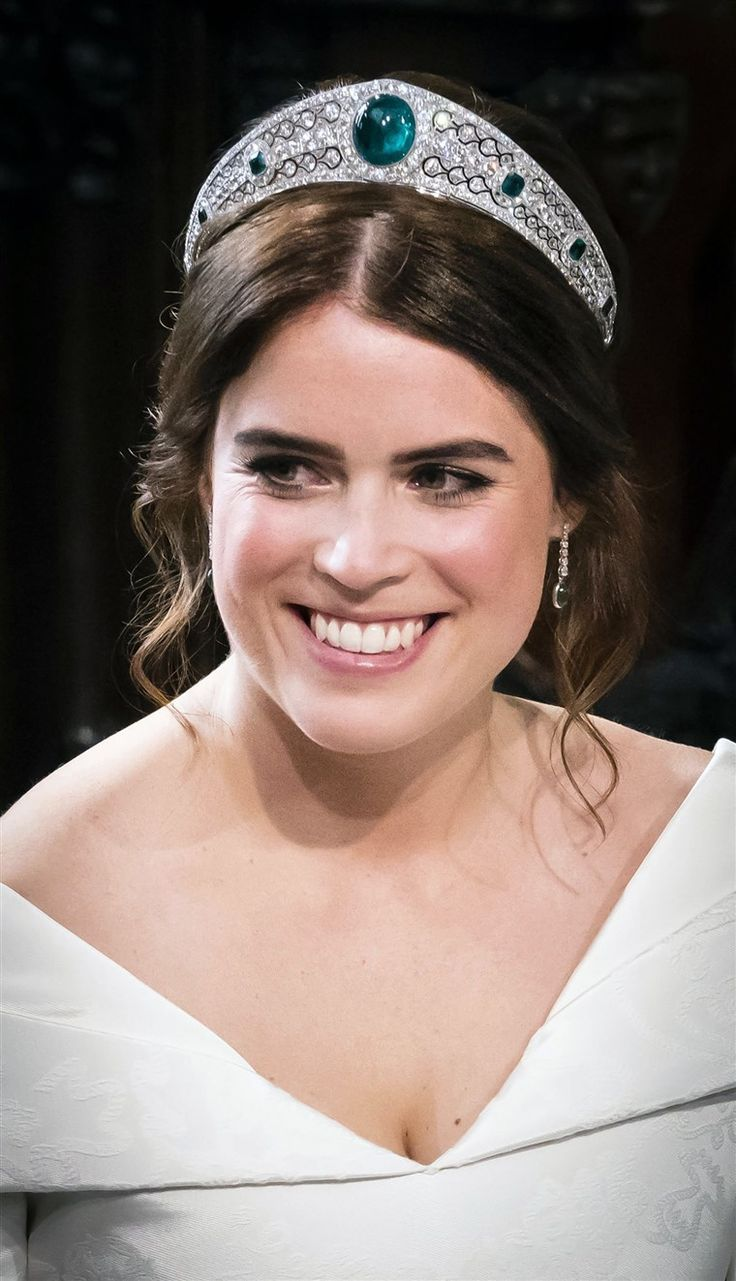 Here's the story behind Princess Eugenie's diamond and