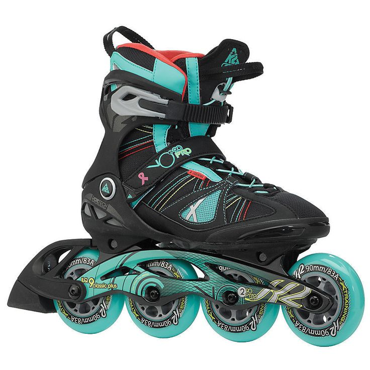 K2 VO2 90 Pro Womens Inline Skates 2015 #K2- dying to get these, love the color