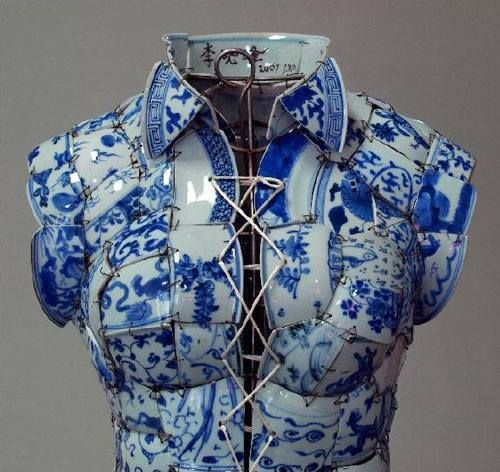 http://www.odditycentral.com/pics/the-amazing-porcelain-costumes-of-li-xiaofeng.html