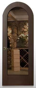 Wine Cellar Doors Classic Full Glass Radius