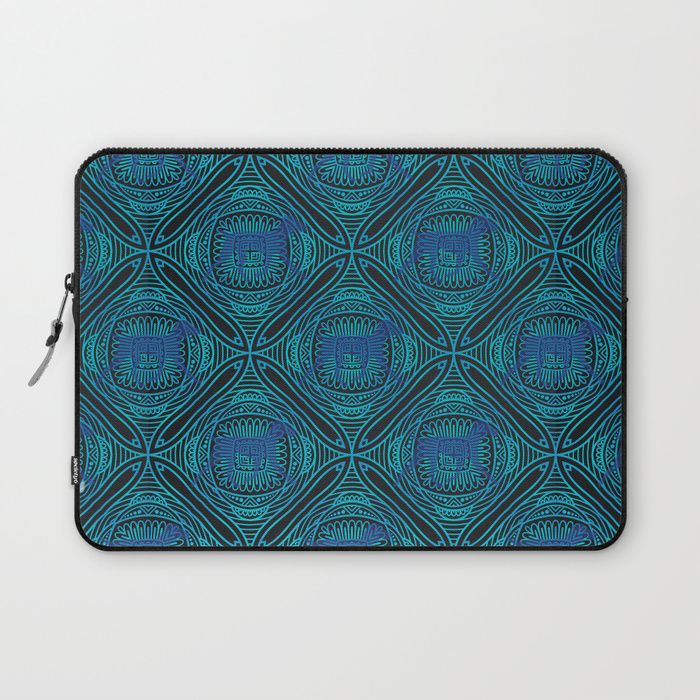 """More than just premium protection, our form-fitting Laptop Sleeves make a statement, featuring bold artwork, rich colors and creative patterns. All laptop cases display double-sided prints on durable polyester, with a soft interior to prevent scratches.      - Available in 13"""" and 15"""" sizes   - Constructed with durable, canvas-like polyester   - Interior fully lined with soft microfiber    - Designs printed on front and back    - Large YKK zipper with pull tab for easy open"""