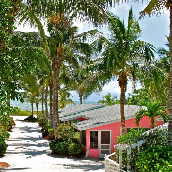 Waterside Inn Beach Cottages in Sanibel, FL: http://beachblissliving.com/waterside-cottages-on-sanibel-island-florida/
