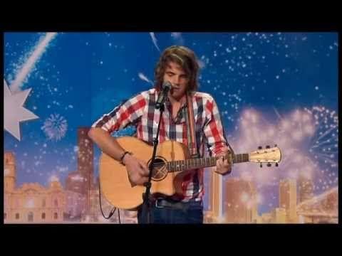Australia's Got Talent 2011 - Adam Hynes - YouTube