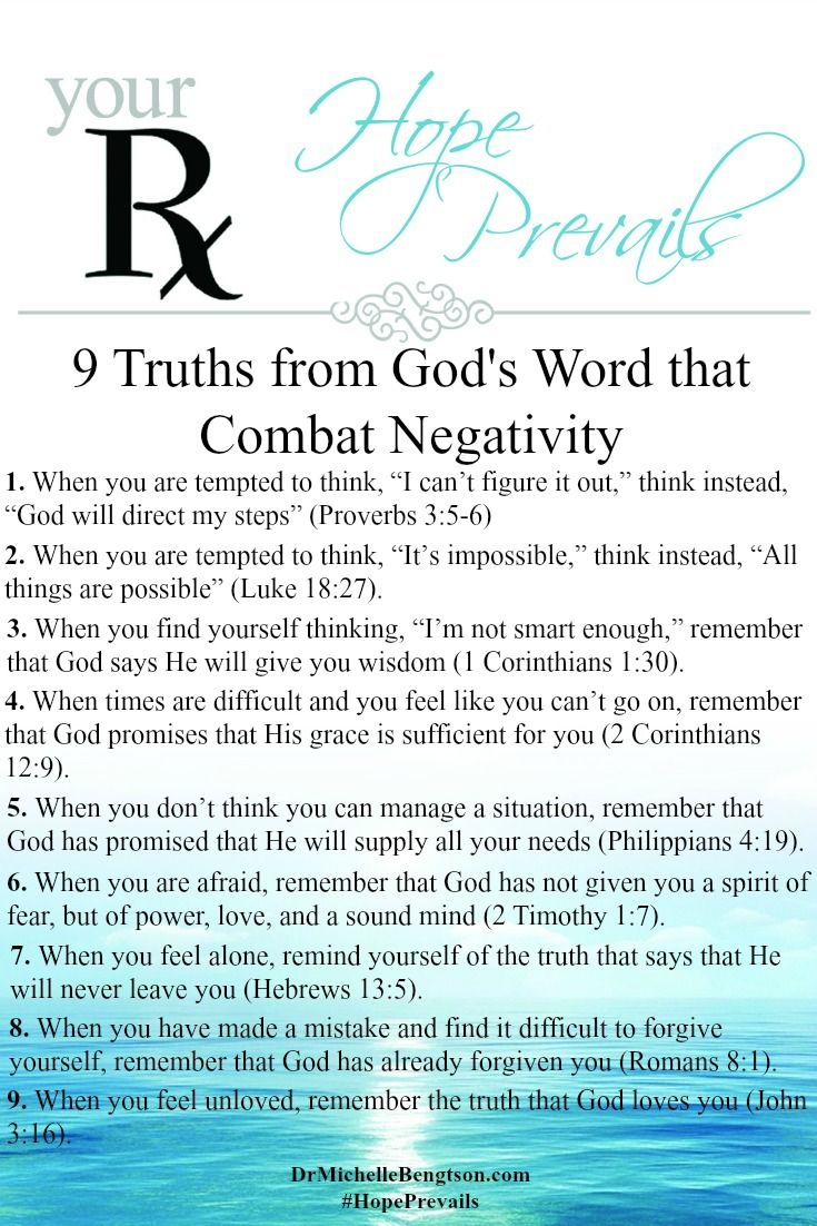 Write out the truths from God's word and recite them often if necessary until they become a part of your beliefs. Pray and ask God to help you truly believe them. That's the kind of prayer He delights in answering! Christian Inspirational Quote. Bible Verses. Scripture.