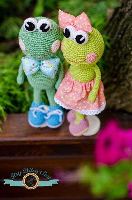Itsy Bitsy Ami | Cute cuddly crocheted creatures, and more…
