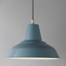 Buy John Lewis Penelope Ceiling Light, Blue online at JohnLewis.com - John Lewis