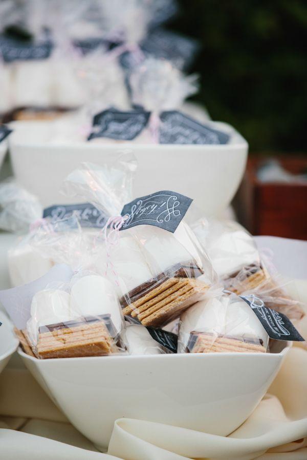 summer soiree wedding favors that surprise delight