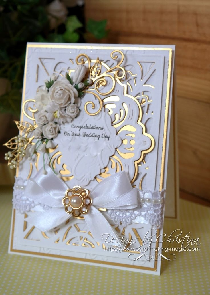 wedding anniversary card pictures%0A Wedding Card by Christina Griffiths