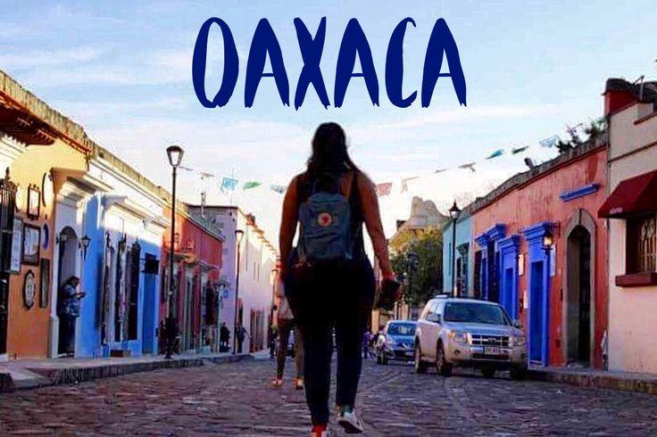 Oaxaca, México. A tan solo un vuelo de 40 min. Oaxaca Lo tiene TODO; cultura, gastronomía e historia.