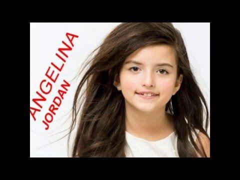 Angelina Jordan - the best fou you - YouTube