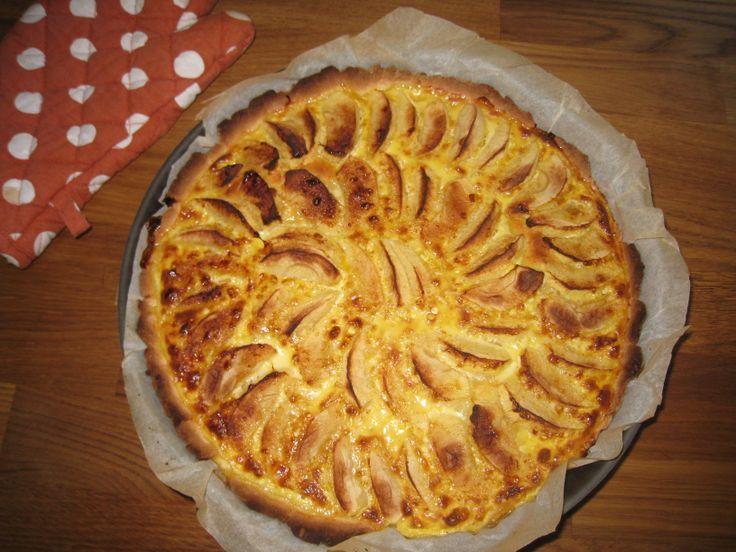 Recette gateau compote de pomme marmiton